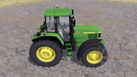 John Deere 7710 for Farming Simulator 2013