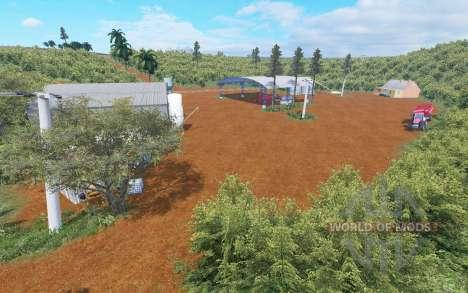 Minas for Farming Simulator 2015