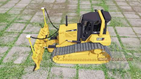 Caterpillar D6N LGP v3.1 for Farming Simulator 2017
