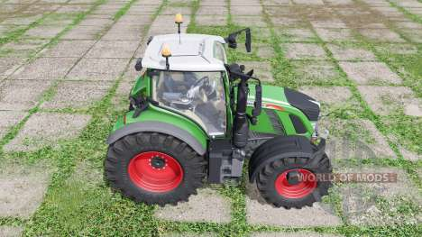 Fendt 720 Vario wide tyre for Farming Simulator 2017