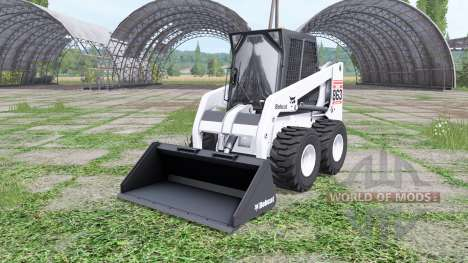 Bobcat 863 for Farming Simulator 2017