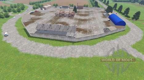 Russian for Farming Simulator 2015