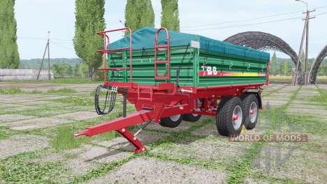 METALTECH TB 8 for Farming Simulator 2017