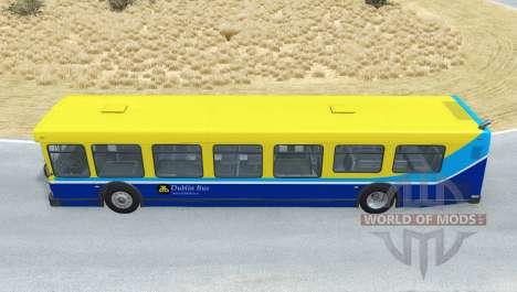 Wentward DT40L Dublin Bus v1.3 for BeamNG Drive