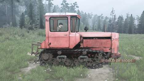 DT 75 for Spintires MudRunner