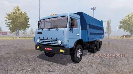 KamAZ 5511 for Farming Simulator 2013