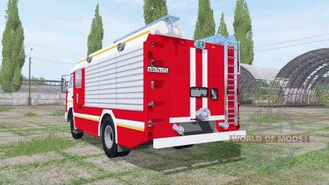 KamAZ 43253 for Farming Simulator 2017