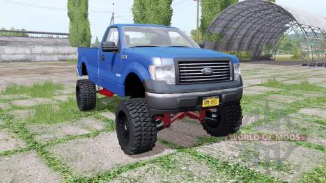 Ford F-150 for Farming Simulator 2017