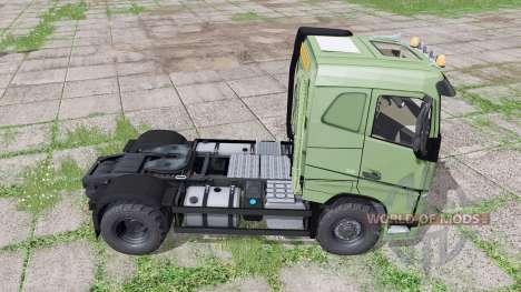 Volvo FH 540 for Farming Simulator 2017
