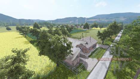 Adikomorowo for Farming Simulator 2017