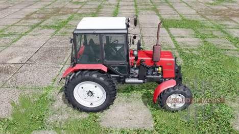 MTZ-Belarus 1025 loader mounting for Farming Simulator 2017