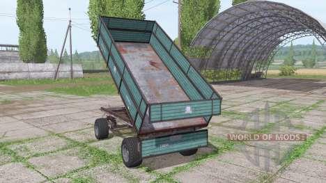 Mengele DR 57 for Farming Simulator 2017