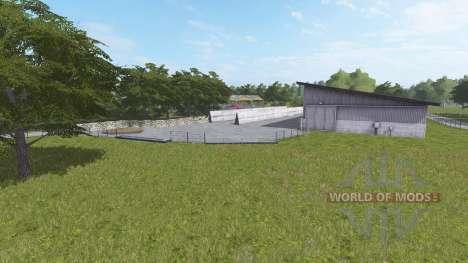 Thornhill Farm for Farming Simulator 2017