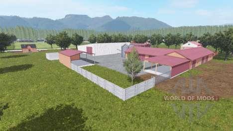 Swietokrzyskie Doliny for Farming Simulator 2017
