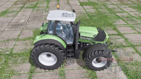 Deutz-Fahr Agrotron X720 wide tyre for Farming Simulator 2017