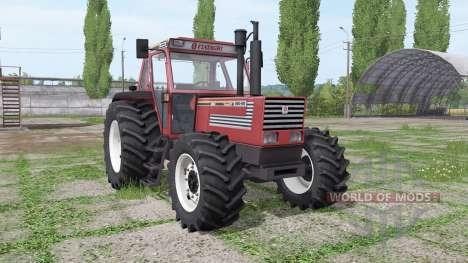 Fiatagri 180-90 Turbo DT v1.1 for Farming Simulator 2017