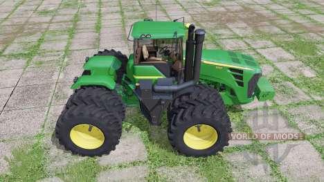 John Deere 9330 for Farming Simulator 2017