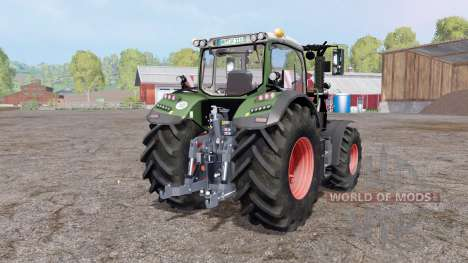 Fendt 718 Vario SCR for Farming Simulator 2015