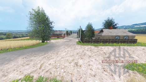 Summer fields for Farming Simulator 2015