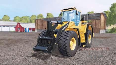 Volvo L180F for Farming Simulator 2015