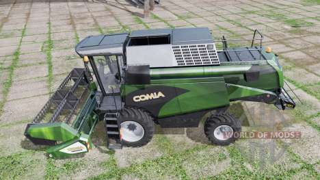 Sampo Rosenlew Comia C6 for Farming Simulator 2017