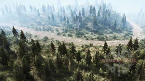 Simply level for Spintires MudRunner