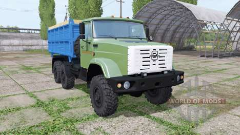 ZIL 4334 for Farming Simulator 2017