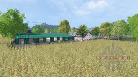 Fort Collins for Farming Simulator 2015