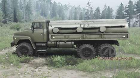 KrAZ 260 for Spintires MudRunner