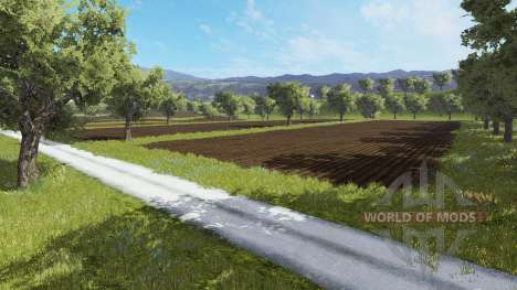 Polska - Mala Gospodarka for Farming Simulator 2017