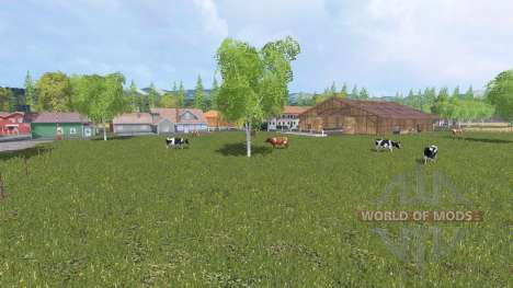 Manningheim for Farming Simulator 2015