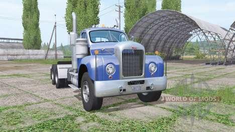Mack B61 for Farming Simulator 2017