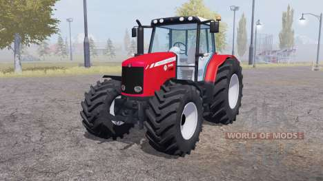 Massey Ferguson 6465 Dyna-6 for Farming Simulator 2013