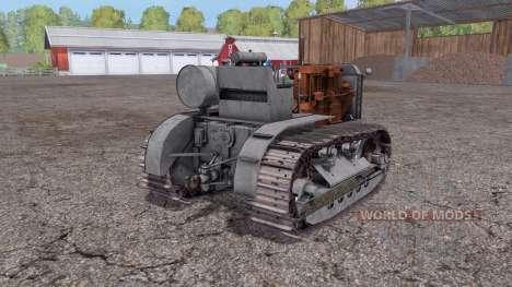 Stalinets 60 for Farming Simulator 2015