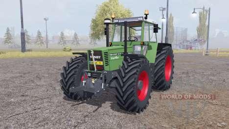 Fendt Favorit 615 LSA for Farming Simulator 2013