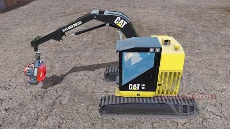 Caterpillar 501HD for Farming Simulator 2015