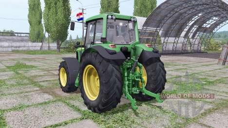 John Deere 7130 for Farming Simulator 2017