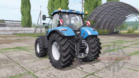 New Holland T7030 for Farming Simulator 2017