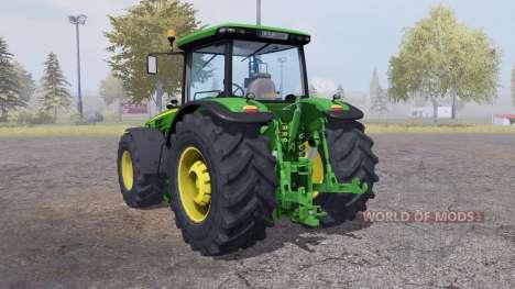John Deere 8360R for Farming Simulator 2013