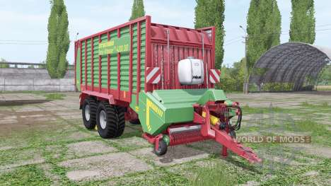 Strautmann Tera-Vitesse CFS 4201 DO v2.1.1.1 for Farming Simulator 2017