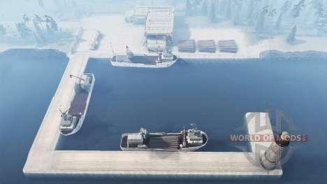 Gazprom plus for Spintires MudRunner