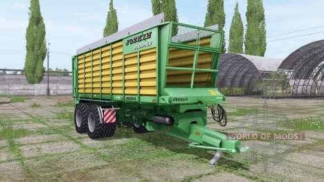 JOSKIN Silospace 22-45 for Farming Simulator 2017
