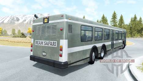 Wentward DT45L for BeamNG Drive