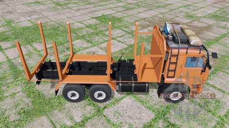 KAMAZ 43118 for Farming Simulator 2017