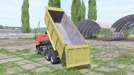 Shacman F2000 for Farming Simulator 2017