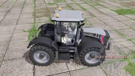 JCB Fastrac 4220 custom for Farming Simulator 2017