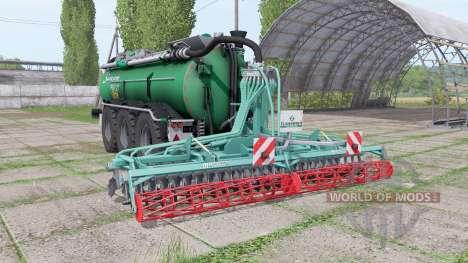 Samson PG II 27 for Farming Simulator 2017