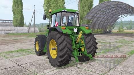 John Deere 7810 for Farming Simulator 2017