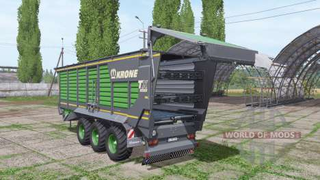 Krone TX 560 D special for Farming Simulator 2017