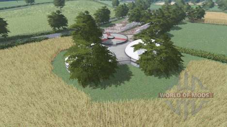 Aston Manor for Farming Simulator 2017